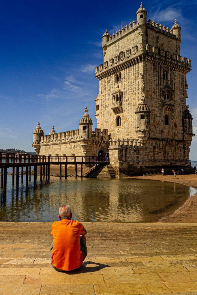 Wieża Belém w Lizbonie