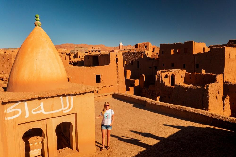 Tinghir Maroko