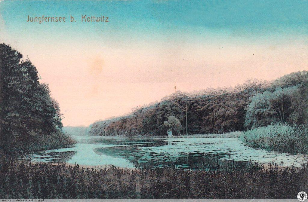 Jezioro Dziewicze Kotowice