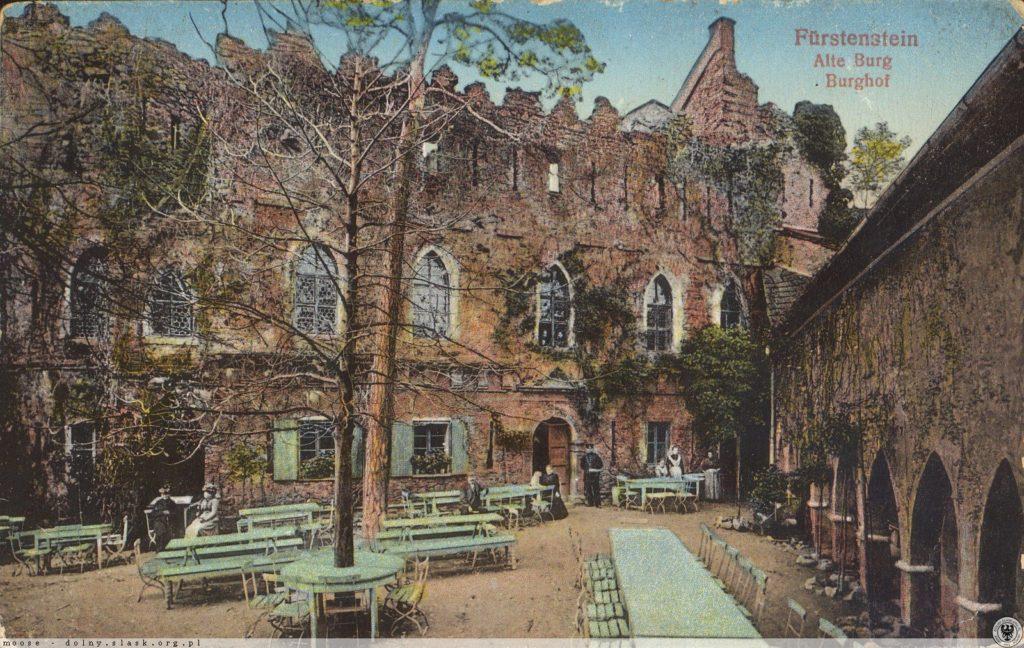 Stary Książ Restauracja