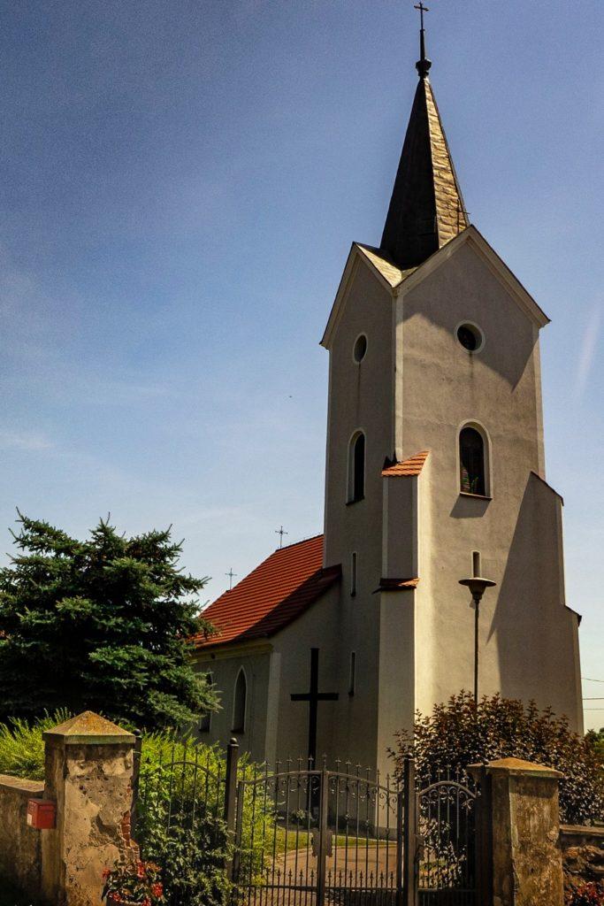 Kościół w Wojtkowicach