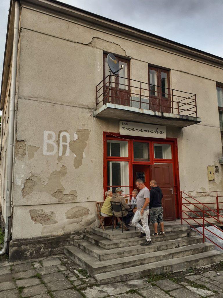 Bar Czeremcha w Jaśliskach