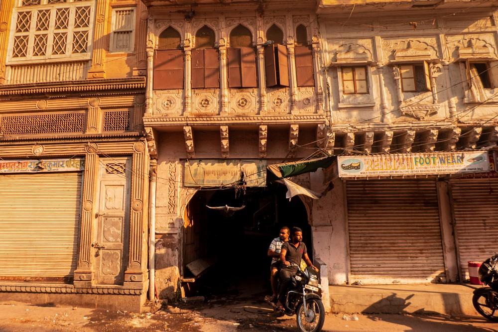 Ulice Indii
