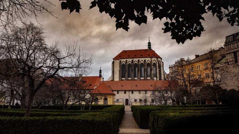 Kościół Matki Bożej Śnieżnej w Pradze