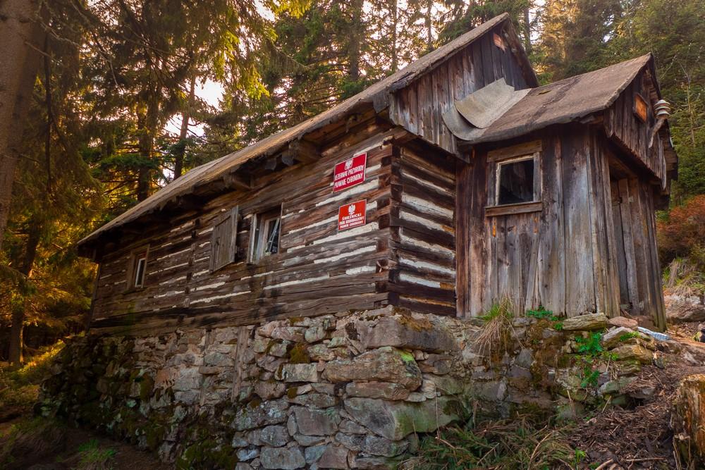 chata na Czarcim Gonie