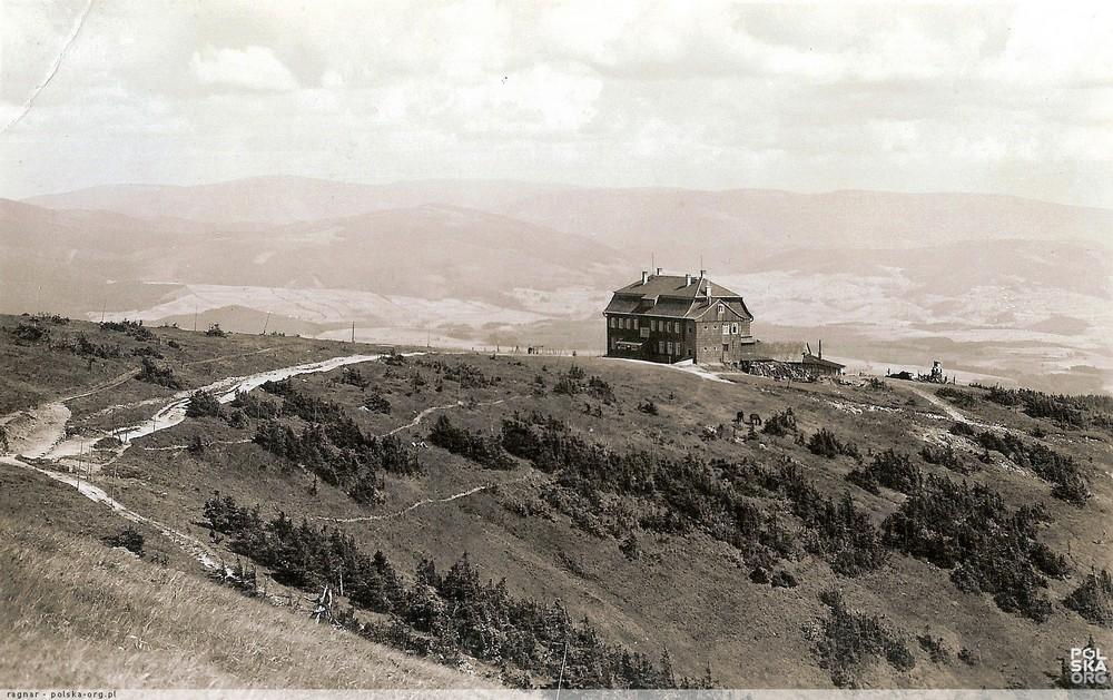Schronisko księcia Liechtensteina. 1930-1935