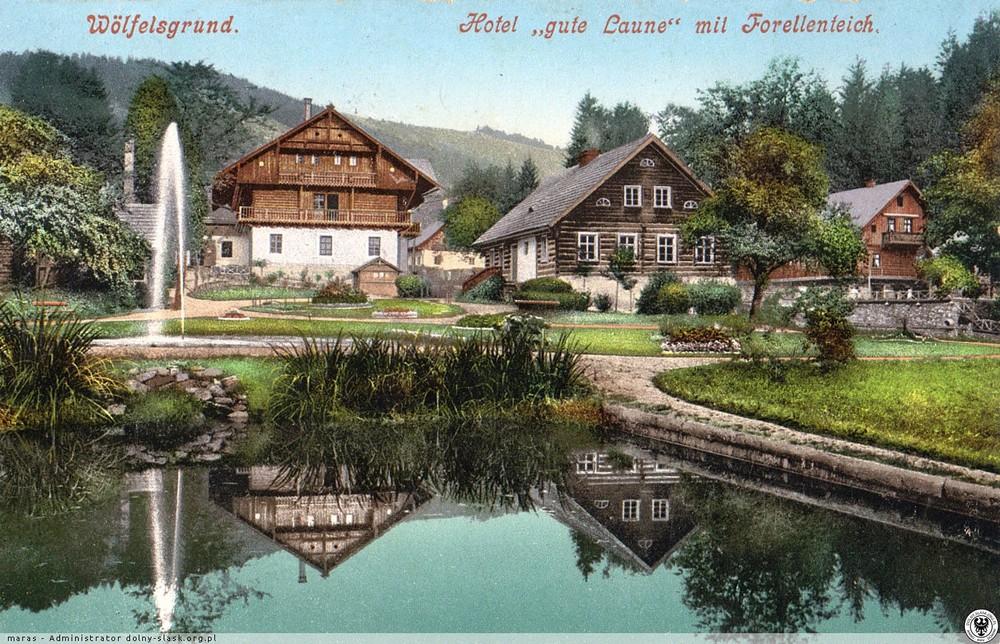 Międzygórze. 1905-1908
