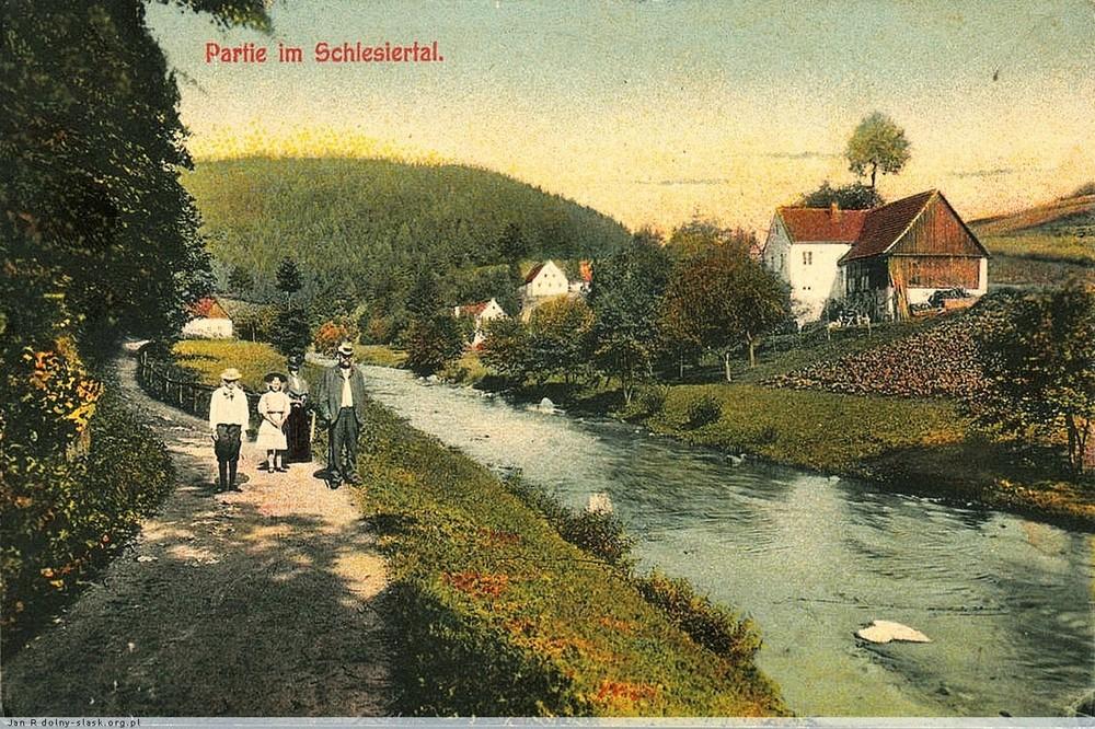Śląska Dolina. 1900-1914