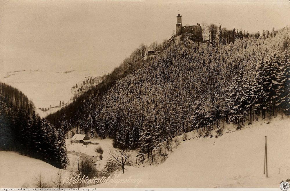 Zamek Grodno. 1905-1910
