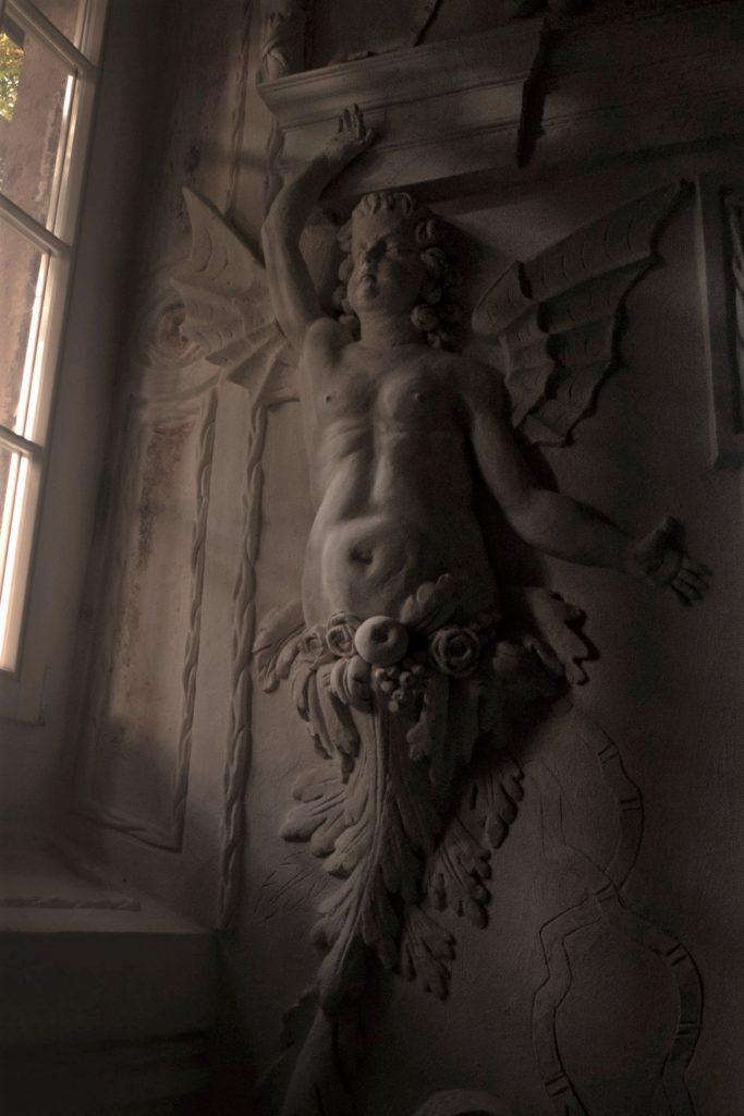 Pałac Gorzanów Kaplica