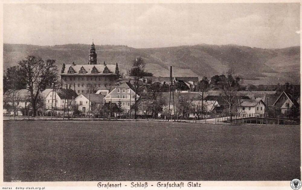 Panorama Gorzanowa. 1930