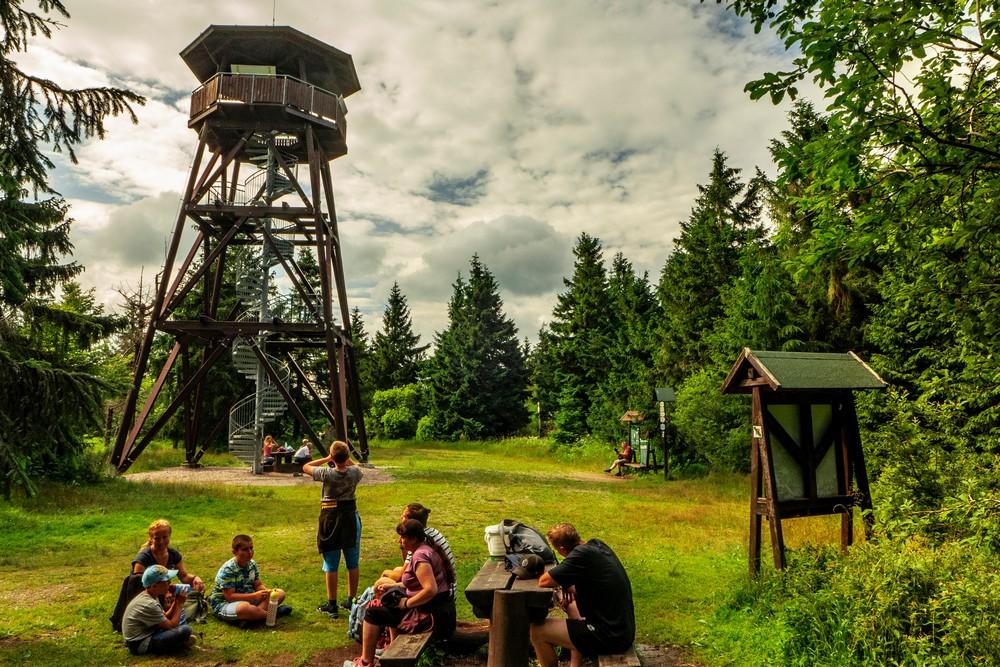 Wieża widokowa Anna