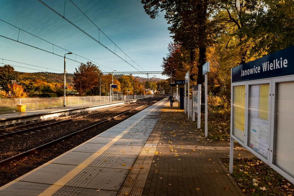 Janowice Wielkie Stacja Kolejowa