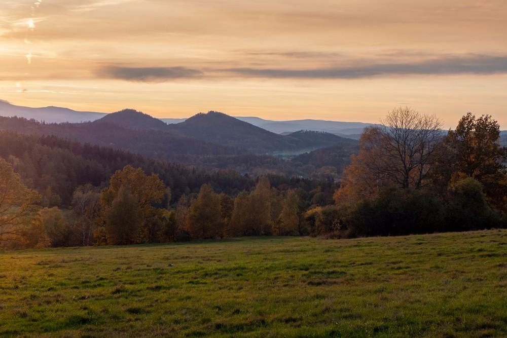 Góry Sokole z Miedzianki